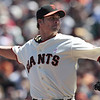 """<a href=""""http://giants.mlb.com/team/player.jsp?player_id=285064#gameType='L'§ionType=career&statType=2&season=2012&level='ALL'"""">Ryan Vogelsong</a> - #32<br /> Starting Pitcher, Bats Right - Throws Right, Height: 6'4"""", Weight: 215, Born: Jul 22, 1977"""
