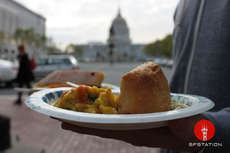 "Photo by Cherish Prieditis <br /><br /> <b>See event details:</b> <a href=""http://www.sfstation.com/curry-without-worry-e1194221"">Curry Without Worry, April 19th</a>"