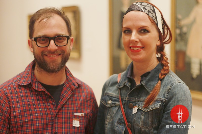 Photo by Mark Portillo<br /><br /> http://www.sfstation.com/friday-nights-at-the-de-young-e1878941