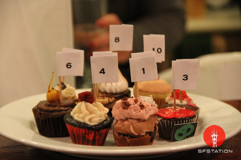 """Photo by Casey Holtz<br /><br /><b>See event details:</b> <a href=""""link to event"""">Iron Cupcake: February 2011</a>"""