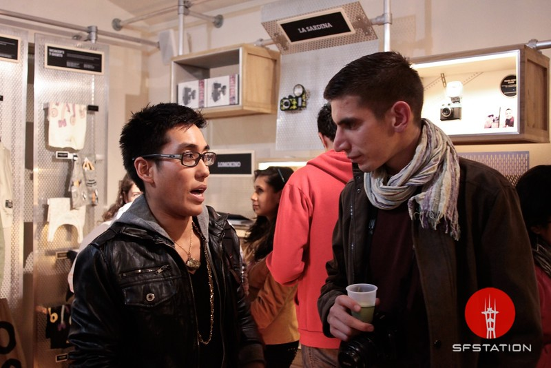 """<b>Photo by</b> <a href=""""http://www.derekmacario.com"""">Derek Macario</a><br /><br /><b>See event details:</b> <a href=""""http://www.sfstation.com/lomography-gallery-store-sf-grand-opening-e1447371"""">Lomography Gallery Store SF Grand Opening</a>"""
