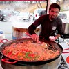 Photo by Lily Ko<br /> <br /> In This Scene:  Venga Paella.