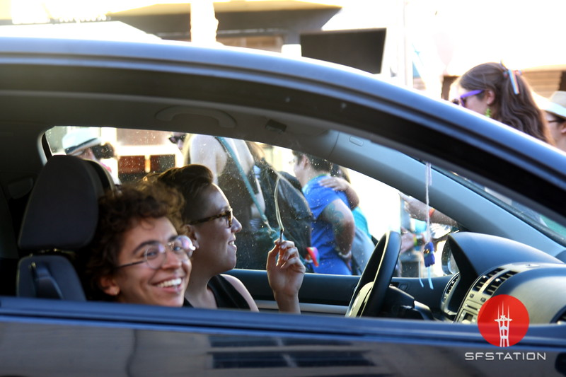"""Photo by Gabriella Gamboa<br /><br /><b>See event details:</b> <a href=""""http://www.sfstation.com/sf-dyke-march-e1624742"""">SF Dyke March</a>"""