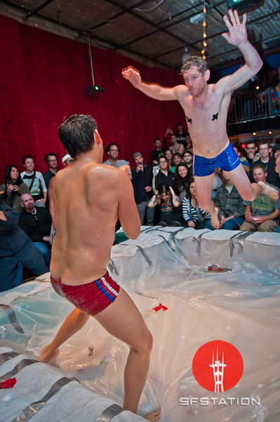 "Photo by Ezra Ekman <br /><br /> <b>See event details:</b> <a href=""http://www.sfstation.com/slippery-smackdown-ii-not-your-mothers-lube-wrestling-e1249711"">Slippery Smackdown II: Not Your Mother's Lube Wrestling</a>"