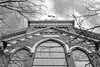 luthern church 2 bw feb2011