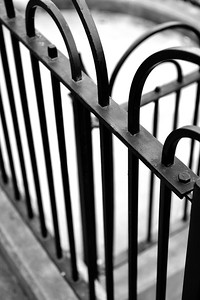 mt echo fence bw july 2011