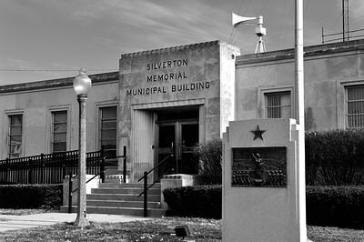 Silverton Municipal Building 5bw