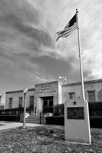 Silverton Municipal Building 1bw