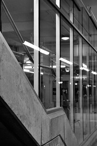 the banks parking 2 bw june 2011