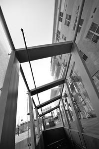 the banks steps bw june 2011