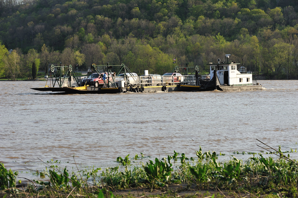anderson ferry 2 april 2011