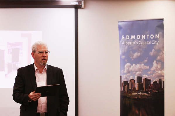 Chris Moore, CIO, City  of Edmonton