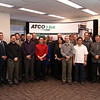 The ATCO I-Tek and City data centre teams