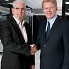 Scott Garvey, President,  ATCO I-Tek and Chris Moore, CIO, City of Edmonton