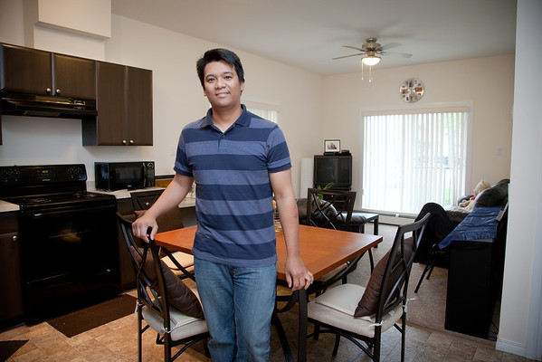 Oliver has enjoyed living in the building with his wife since November 2011.