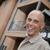People's Pentecostal Associate Pastor Dave Roussel.
