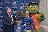 MAYOR TURNER ASTROS TROPHY TOUR