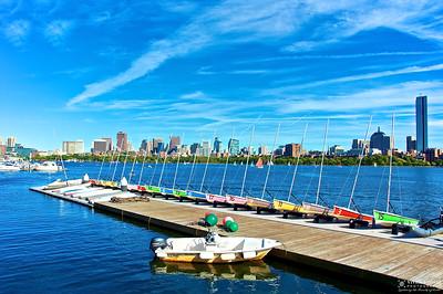 Boston & Cambridge