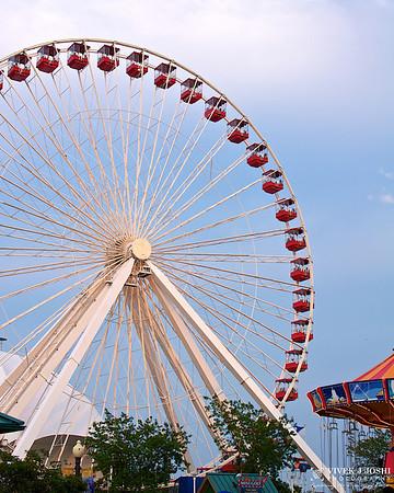 Navy Pier Giant Wheel