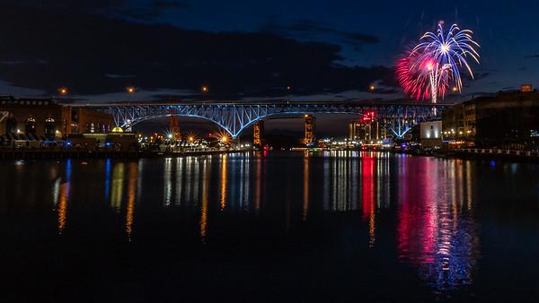 Cleveland Fireworks 2018