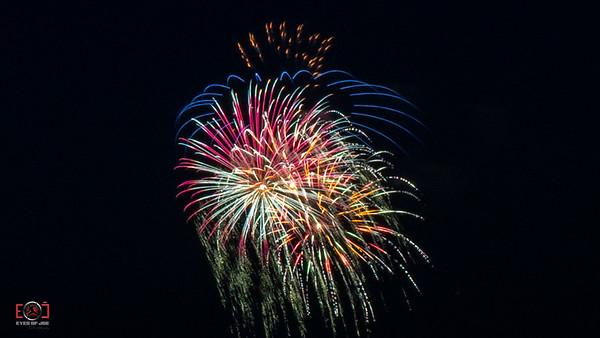 Lorain Fireworks 2017
