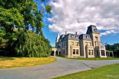 Chateau sur Mer Mansion, Newport RI