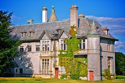 Mansion In Newport RI
