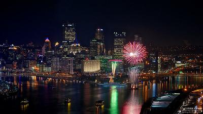 Pittsburgh Light-Up Night