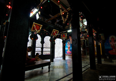 The Kasba Ganapati refers to both a particular idol of the god Ganapati in Pune, India, as well as to the temple built around the idol. The Kasba Ganapati is the presiding deity (gramadevata) of Pune.