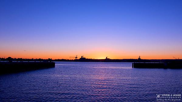 San Diego Navy Shipyard