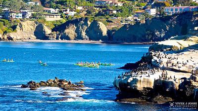 La Jolla Cove, San Diego CA