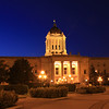 Legislative Building at Dusk
