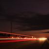 Lights on McGillivray Blvd