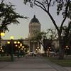 Legislative Building in Early Evening