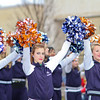 Sachse Swingsters marching in Garland's annual NAACP MLK parade.