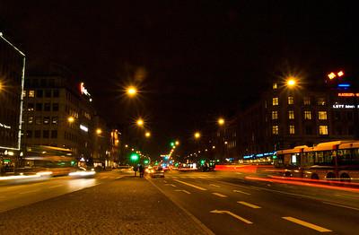 Aften i København. Foto: Martin Bager.