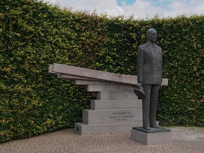 King Frederik IX of Denmark, 1947 - 1972