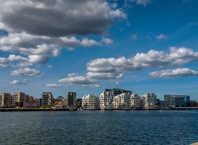 Havneholmen. Photo: Martin Bager