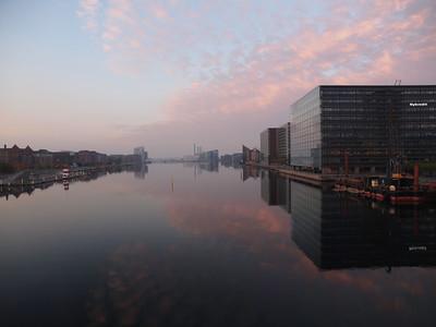 Copenhagen waking up. Photo: Martin Bager.