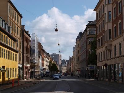 Vesterbrogade. Copenhagen. Photo: Martin Bager.