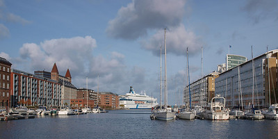 A Bit of Copenhagen Harbor. Photo: Martin Bager.
