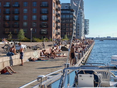 Islands Brygge. Photo: Martin Bager.