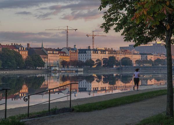 Sortedamssøen, Copenhagen. Photo: Martin Bager.