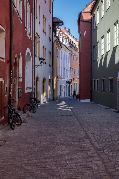 Nuremberg Quiet Streets