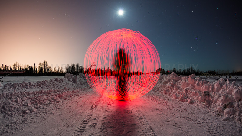 Alaskan Orb     Shot near Anchorage, Alaska  Canon 5D MK III Canon EF 15mm f/2.8 Fisheye