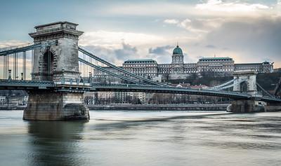 Szechenyi Bridge, Budapest