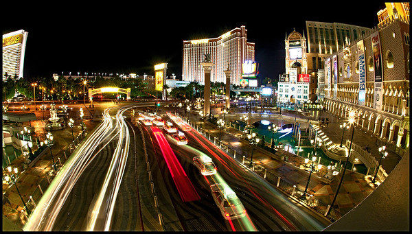 Cabbies in Motion  Las Vegas Nevada 2011  Canon 1Ds MK I Canon EF 85mm f/1.2L