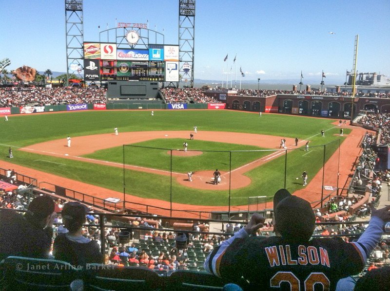 SF-Giants and stadium views-14