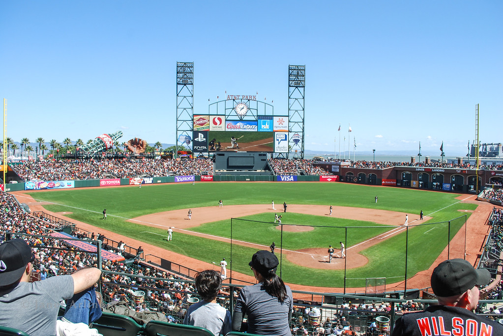 SF-Giants and stadium views-8