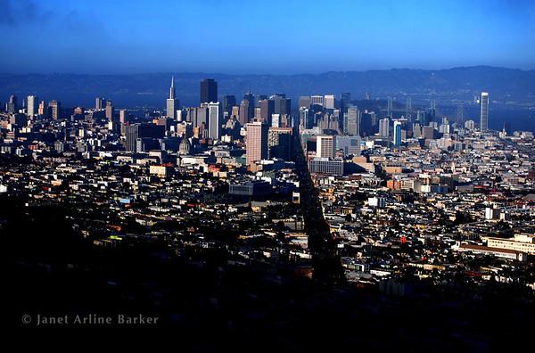 San Francisco-Night